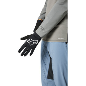 Fox Flexair Foxhead Gloves Men black